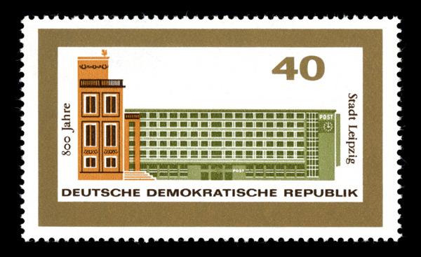Hauptpost Leipzig